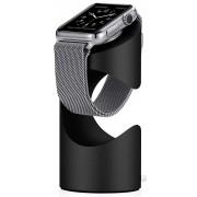 Just Mobile Hliníkový nabíjecí stojánek pro Apple Watch - Just Mobile, TimeStand Black