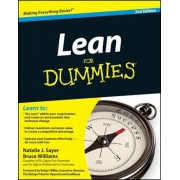 Lean for Dummies, Paperback