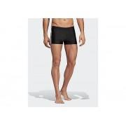 adidas Boxer de natation 3-Stripes - Black / White, Black / White - 26 inch