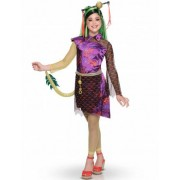 Vegaoo Jinafire Monster High-Kostüm für Mädchen
