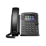 Polycom VVX 400 - Téléphone VoIP - SIP - 12 lignes