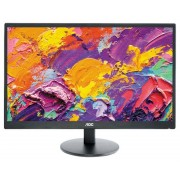 "AOC E2270SWHN LED display 54,6 cm (21.5"") Full HD Plana Mate Negro"