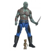 Guardians of the Galaxy Marvel Select Action Figure Drax & Baby Groot 18 cm
