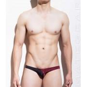 Mategear Sol Jae Xpression O Back Series Extremely Mini Jock Bikini Underwear Black 1011003