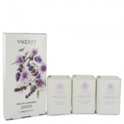English Lavender For Women By Yardley London 3 X 3.5 Oz Soap 3.5 Oz