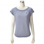 アディダス ワークアウト UV ボーダーTシャツ【QVC】40代・50代レディースファッション
