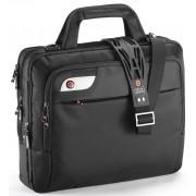 "Geanta laptop 15.6\"", polyester, I-stay Organiser - negru"