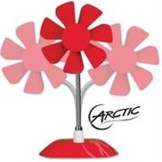 Arctic Breeze USB 92MM Desktop Fan with Flexible