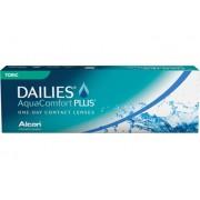 DAILIES AquaComfort PLUS Toric (30 linser): +1.25, -1.75, 90