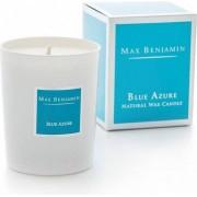 Max Benjamin Świeca Blue Azure