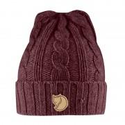 Fjällräven Braided Knit Hat Lila