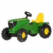 Traktor na pedale Rolly Toys Farmtrac John Deere 6210R 601066