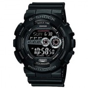 Casio G-Shock Digital Black Dial Mens Watch - GD-100-1BDR (G310)