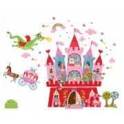 Janod abţibild magnetic Princess Magneti' Stick 02848 roz