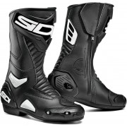 Sidi Performer Motorcycle Boots Black White 47