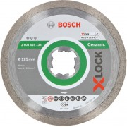 Bosch X-LOCK Standard for Ceramic dijamantska rezna ploča 125x22,23x1,6x7 - 2608615138