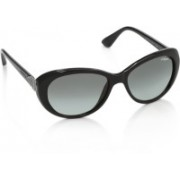 Vogue Cat-eye Sunglasses(Grey)