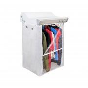 Secador De Ropa Electrostyle Por Aire Caliente Blanco