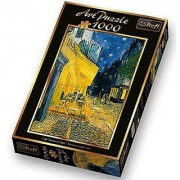 Trefl Cafe Terrace By Night 1000 Piece Vincent van Gogh Jigsaw Puzzle