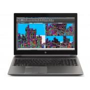 """HP ZBook 15 G5 i7-8750H/15.6""""FHD/16GB/1TB+256GB/NVIDIA Quadro P2000 4GB/Win 10 Pro/3Y (4QH31EA)"""