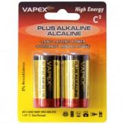 VAPEX C PLUS Alkaline 2db baby tartóselem