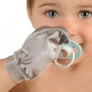 Silvercare Rękawiczki na AZS pokryte srebrem SILVERCARE, 2szt. w opk.