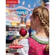 Deutsch Im Einsatz Coursebook with Cambridge Elevate Edition: German B for the Ib Diploma, Paperback/Sophie Duncker