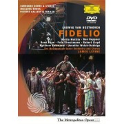 Video Delta LEVINE - FIDELIO - DVD
