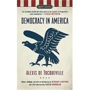 Democracy in America, Paperback/Alexis De Tocqueville