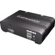 Matrox Graphics eXpansion Module DualHead2Go - Digital SE - videoconverter - DisplayPort - DVI