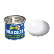 REVELL WHITE SILK olajbázisú (enamel) makett festék 32301