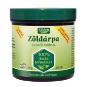 Zöldvér zöldárpa tabletta 300db