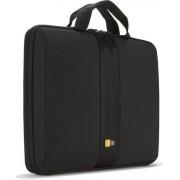 Geanta notebook Case Logic QNS113K, 13.3 inch, neagra