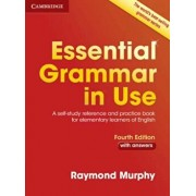 Essential Grammar in Use with Answers: A Self-Study Reference and Practice Book for Elementary Learners of English, Paperback/Raymond Murphy