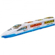 Deals e Unique Express Toy HIGH Speed Express Bullet Train EMU with 3D Flash Light Music Gift Toy for Kids