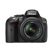 Nikon D5300 Kit AF-P DX 18-55mm f/3.5-5.6G VR Черный