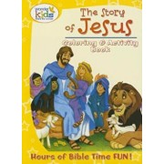 The Story of Jesus Coloring and Activity Book: Hours of Bible Time Fun!, Paperback/Concordia Publishing House