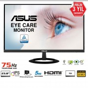 23.8 ASUS VZ249HE FHD IPS 5MS HDMI/VGA Eye Car