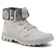 Туристически oбувки PALLADIUM - Pallabrouse Baggy 02478-095-M Vapor/Metal