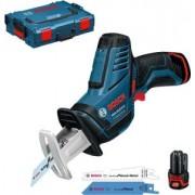 Bosch Professional GSA 10,8 V-Li Ferastrau sabie cu acumulator 10,8 V, 2 Ah