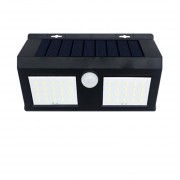 Foco Solar Con Sensor de Movimiento 12w, Iluminación.