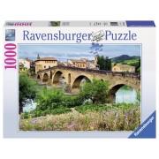 Ravensburger puzzle peisaj spaniol, 1000 piese