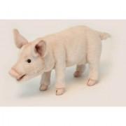 Hansa Standing Piglet Plush