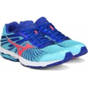 Mizuno R672B13 WAVE SAYONAR 4 (W) Running Shoes For Women(Blue)