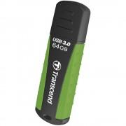 USB stik JetFlash® 810 Transcend 64 GB zeleni TS64GJF810 USB 3.0