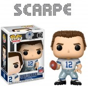 Funko Pop Roger Staubach Dallas Cowboys Nfl Vaqueros Legends