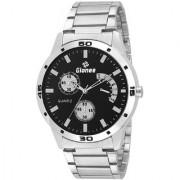 idivas 110 MRT-1007 Analog Stainless Steel Watch For Mens