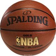 Баскетболна топка Spalding NBA Gold размер 7