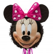 Pinata Minnie Mouse party