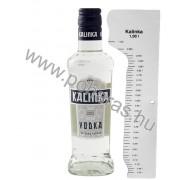 Standoló kártya - Kalinka [1L]